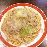 東園 - 料理写真:博多皿うどん 680円