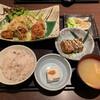 Sandaimeshigezou - 料理写真:豆乳唐揚げと生あげのユーリンチーランチ1089円