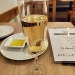 イタリアン酒場 SORRISOLE - HAPPY HOUR スパークリングワイン