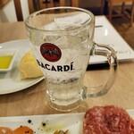 イタリアン酒場 SORRISOLE - HAPPY HOUR レモンサワー