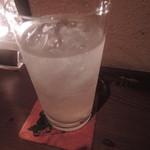 14392946 - 2012/08 ギムレットのソーダ割