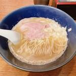 横濱丿貫 - 特濃紅ズワイガニ蕎麦
