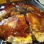 お好み焼き えなみ - 広島 お好み焼き・肉玉 800円
