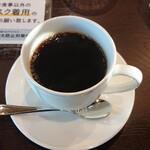 Cafe ふわっとん - ドリンク写真:セットコーヒー