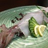 味楽 - 料理写真:呼子イカ刺し