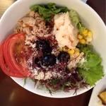 Ricotta Dining - サラダ、盛ってみました~♪