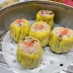 上海家庭料理 大吉 - 蟹焼売