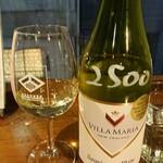 酒の大桝 wine-kan - ボトル白ワイン ソーヴィニヨンブラン 2,500円