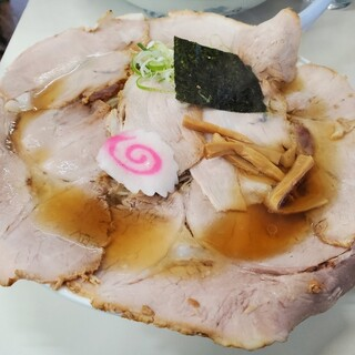 ラーメン そばよし - 料理写真: