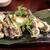 彩食亭 心まい - 料理写真:アボカドと明太子の磯部揚げ