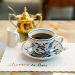 コーヒーの大学院 ルミエール・ド・パリ - ルミエールブレンド