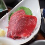 壱の井 - 熊本牛の刺身