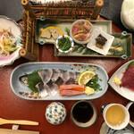 壱の井 - 前菜