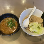 つけ麺 五ノ神製作所 - 海老つけ麺