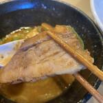 つけ麺 五ノ神製作所 - 海老つけ麺 チャーシュー