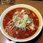 かくれ麺家 SAREDO 忍ばず - 料理写真:火遁(業火)。