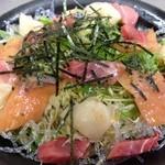 たつあん - 気まぐれ海鮮サラダ