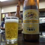 泰陽楼 - ビールは数種類から選べます♪