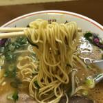 中華そば 陽気 - 麺リフト。