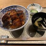 ひつまぶし 登河 - 鰻丼