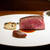 アカ - 料理写真:岡山県産の黒毛和牛ヒレ