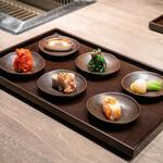 USHIGORO S. - 旬野菜6種