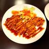 コ・ビアン - 料理写真:チキンが大きくなってた