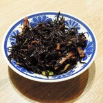 高木鮮魚店 - 梅ひじき