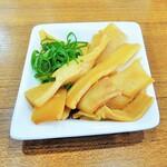池田麺彩 - メンマ