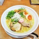 池田麺彩 - トッピング追加