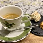 クリマ ディ トスカーナ - エスプレッソと焼き菓子