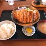 143952157 - トンカツ定食 1200円