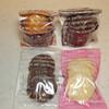 ミロール - 料理写真:お菓子4種