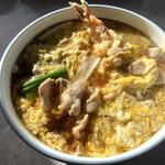 芦野東家 - 料理写真:標準的な種込み