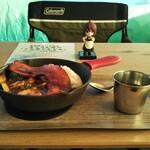 道と川の駅 花ロードえにわ - 料理写真: