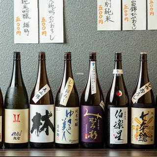一期一会の日本酒を
