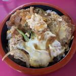 お食事処 大将 - 料理写真:カツ丼 @650