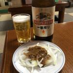 友楽 - 瓶ビール