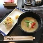 かおりひめ - 香川のお雑煮900円