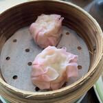 中国料理 桃李 - 海老と鱈入り海鮮焼売
