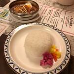 アジア金星堂 - 夕食