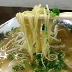 chuukasobayouki - 麺リフト(^^♪