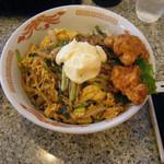 スピリッツ - ピリマヨ丼(大盛り)