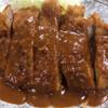 とんかつ本田 - 料理写真:ロースとんかつ