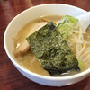 東京ラーメン 大番 - 料理写真:半ラーメン(ハーフセット)700円