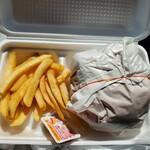 バーガー 310 - 料理写真: