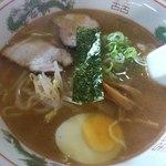 しずも - 料理写真:味噌ラーメン540円
