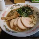 川西麺業 - 料理写真:らーめん