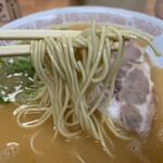 143987866 - 麺は細ストレート系