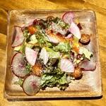 NICK SHOCK TOKYO - 肉がすすむグリーンサラダ S